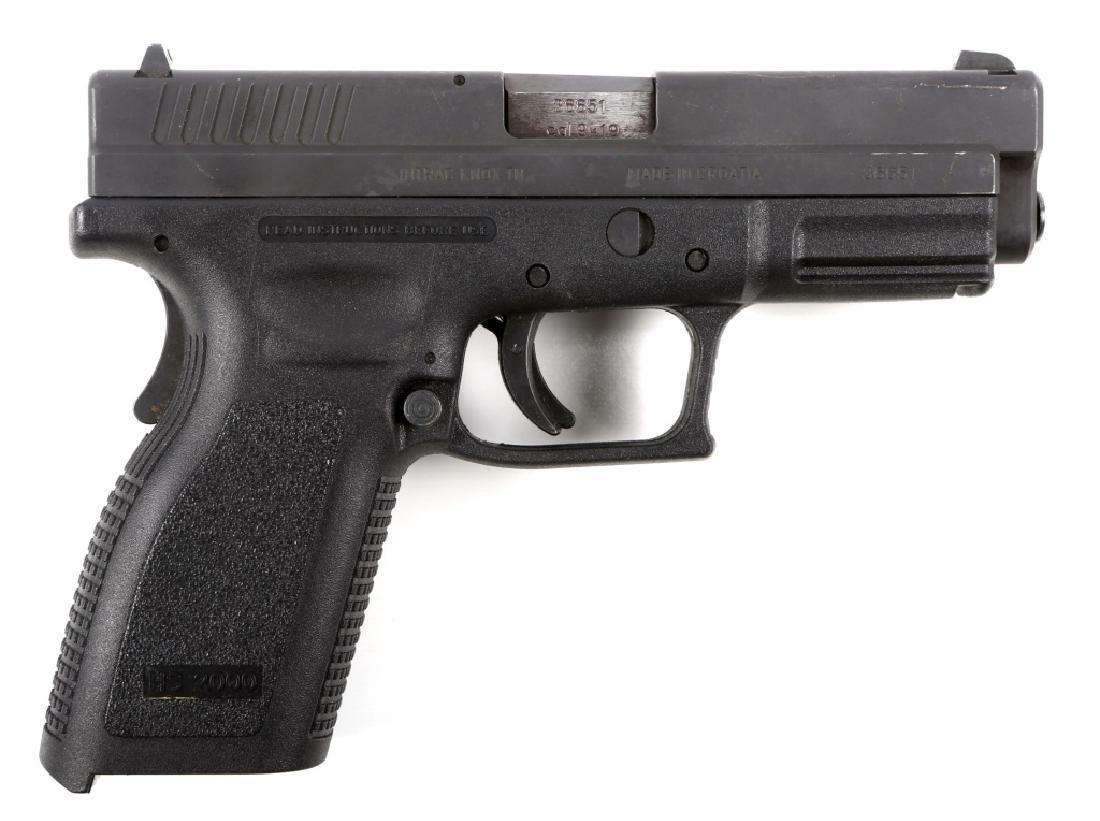 INTRAC MODEL HS2000 9mm PISTOL