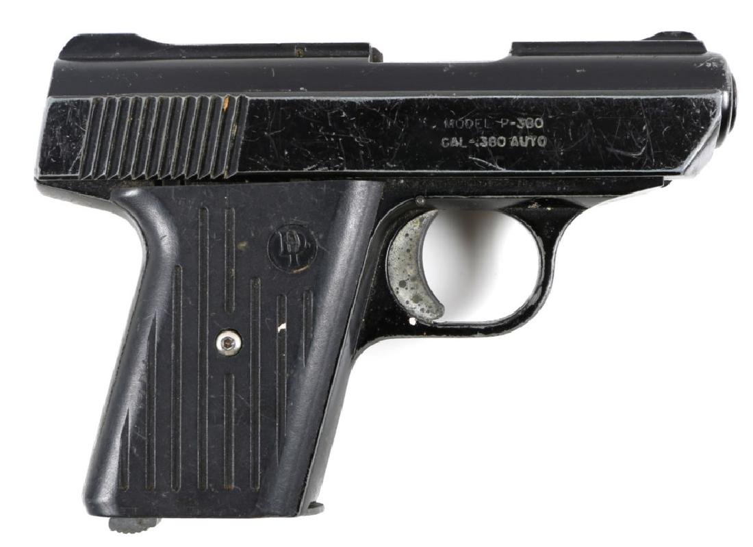 DAVIS INDUSTRIES MODEL P-380 .380 ACP PISTOL