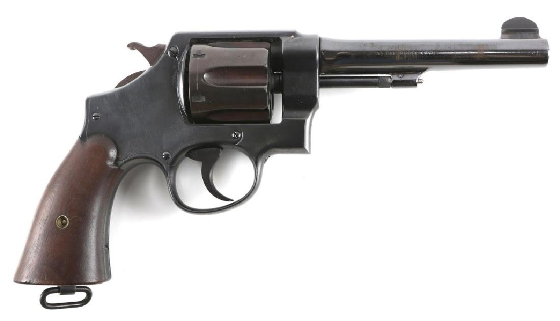 SMITH & WESSON US ARMY MODEL 1917 REVLOVER