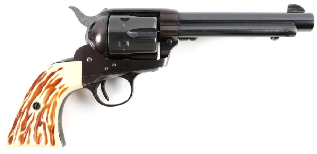 GREAT WESTERN ARMS FERROCAST .38 SPECIAL REVOLVER