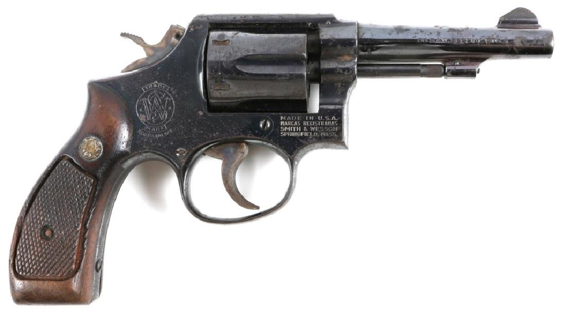 SMITH & WESSON MODEL 10-5 .38 SPECIAL REVOLVER