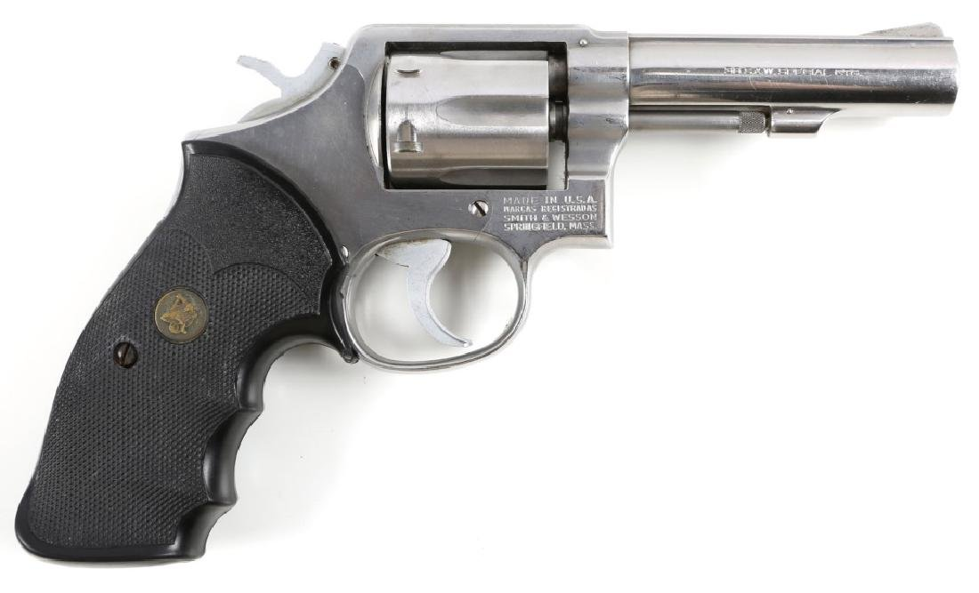 SMITH & WESSON MODEL 64-3 .38 SPECIAL REVOLVER