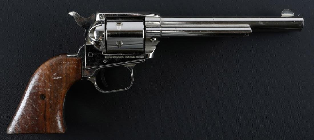 HERITAGE ARMS ROUGH RIDER .22 CAL REVOLVER