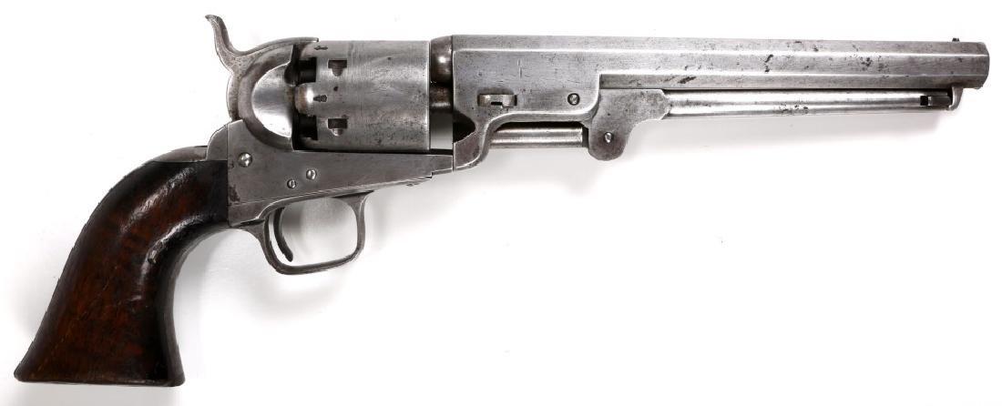 1856 COLT MODEL 1851 NAVY LONDON REVOLVER