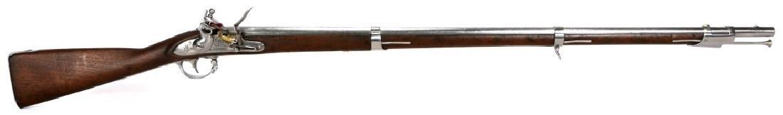 1841 US WHITNEY MODEL 1816 FLINTLOCK MUSKET
