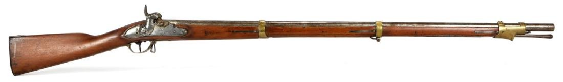 IMPERIAL PRUSSIAN M1809 POTSDAM MUSKET CONVERSION