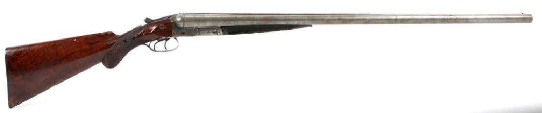 CHARLES DALY DOUBLE BARREL SHOTGUN