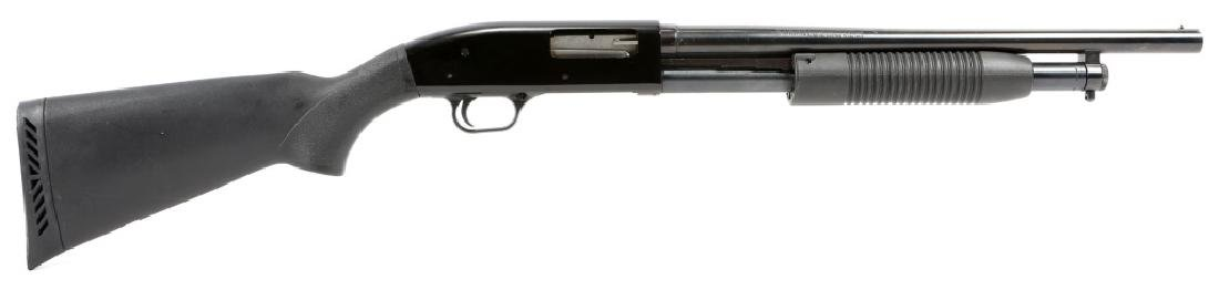 MOSSBERG MAVERICK MODEL 88 12 GA SHOTGUN