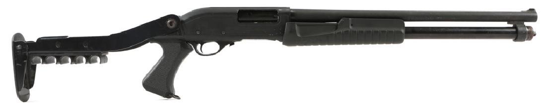 TURKISH HATSAN ESCORT SHOTGUN 12 GAUGE