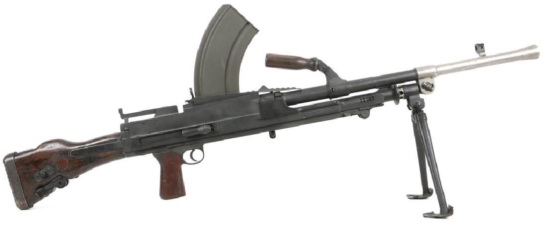 WWII DISPLAY BREN MK 1