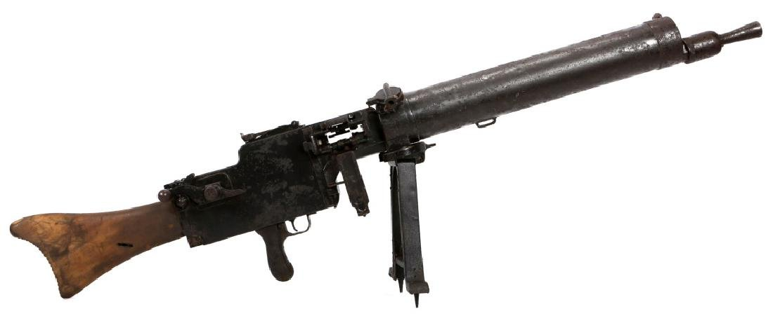 1918 GERMAN MODEL 08/15 MACHINE GUN - DEWAT C&R