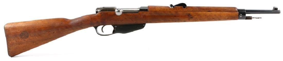 1917 DUTCH HEMBRUG MANNLICHER MODEL 1895 CARBINE