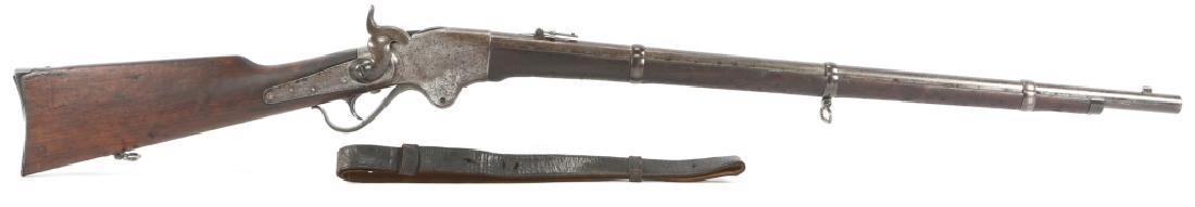 CIVIL WAR US SPENCER REPEATING MODEL 1860 RIFLE