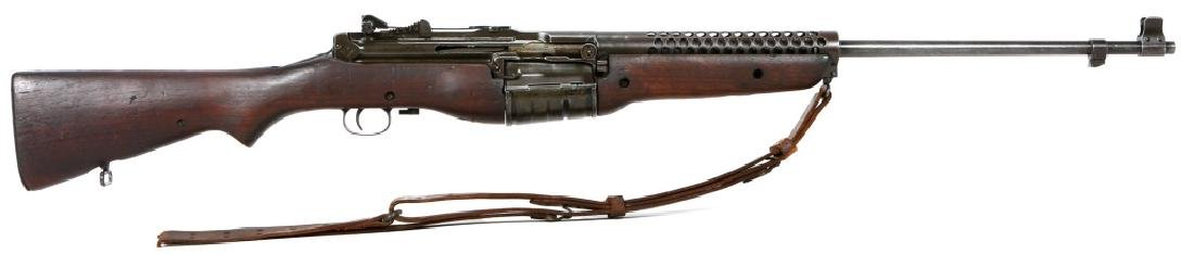 1941 WWII US JOHNSON MODEL 1941 SEMI AUTO RIFLE
