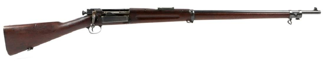 1897 US SPRINGFIELD MODEL 1896 .30-40 KRAG RIFLE
