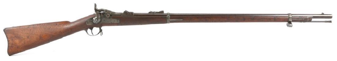 1878 SPRINGFIELD MODEL 1873 TRAP DOOR RIFLE