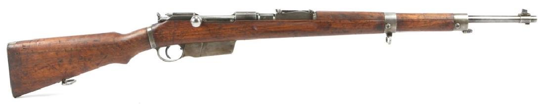 WWII HUNGARIAN FEG MODEL 35 PUSKA RIFLE