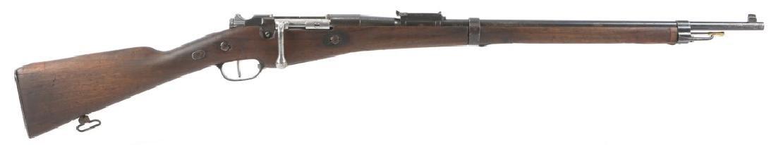 FRENCH CHATELLERAULT MODEL 1902 BERTHIER RIFLE
