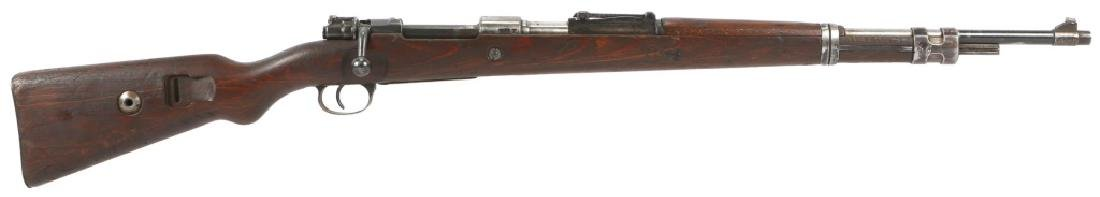 1938 GERMAN ERMA MODEL K98 RIFLE