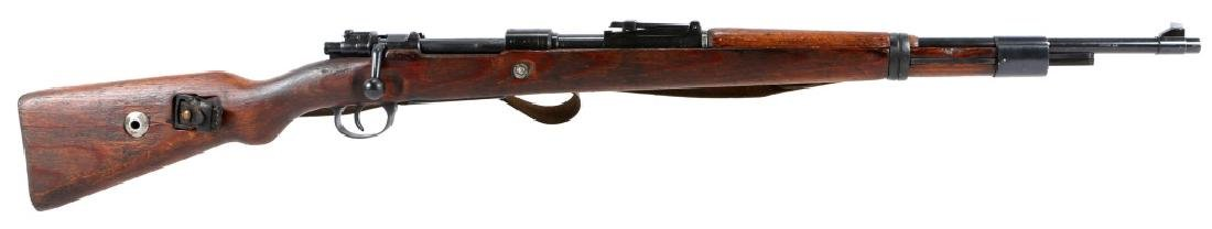 1940 WWII GERMAN MAUSER K98 CARBINE