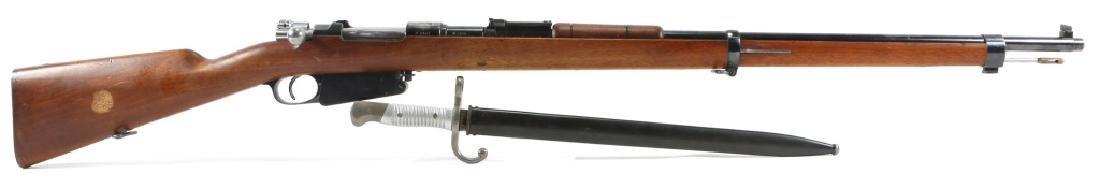 ARGENTINE MAUSER MODEL 1891 RIFLE