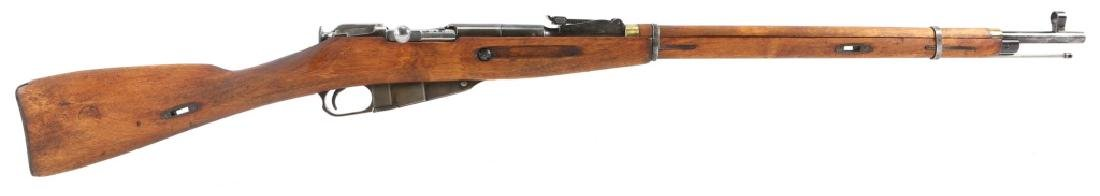 1936 RUSSIAN ISHEVSK MODEL 91/30 RIFLE
