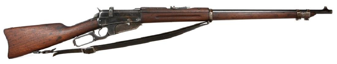1916 WINCHESTER MODEL 1895 7.62x54mm Rifle