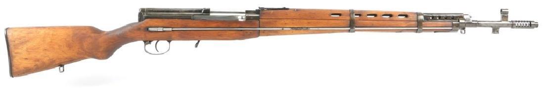 1939 SOVIET TULA MODEL SVT-38 RIFLE