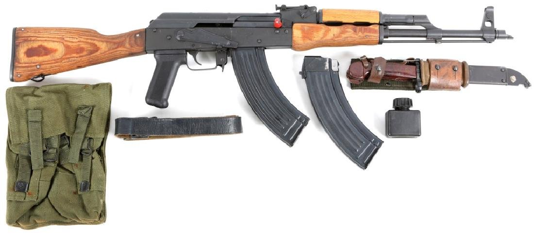 ROMARM MODEL WASR-10 RIFLE IN BOX WITH ACCESSORIES