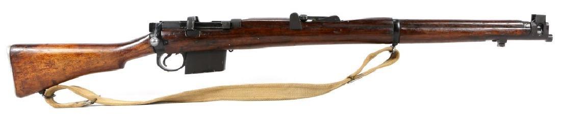 1965 RFI ISHAPORE MODEL 2A1 7.62mm RIFLE