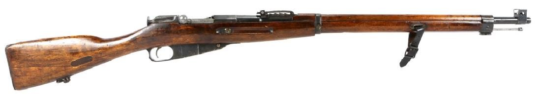 1932 FINNISH TIKKA MODEL 1927 MOSIN NAGANT RIFLE