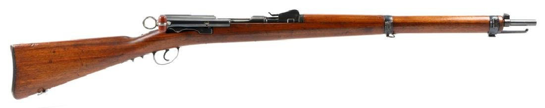 SWISS SCHMIDT-RUBIN MODEL 1897 CADET RIFLE