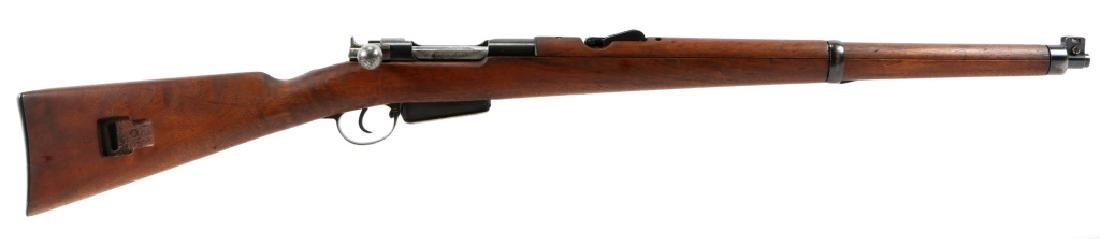 SWISS BERN MODEL 1893 MANNLICHER CARBINE