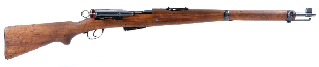 SWISS SCHMIDT-RUBIN MODEL 1911 INFANTRY RIFLE