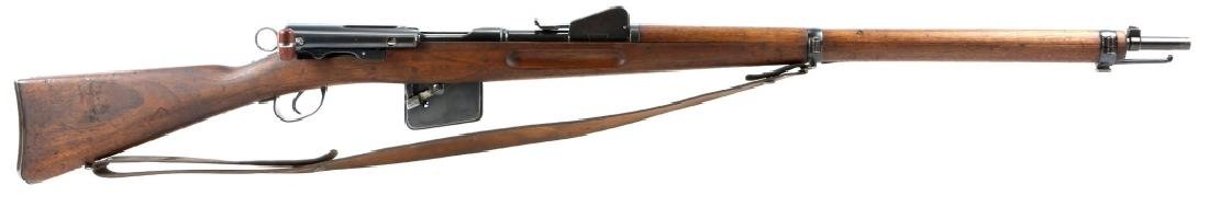 SWISS SCHMIDT-RUBIN MODEL 1889 RIFLE