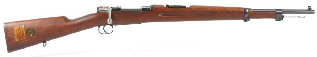 1941 SWEDISH HUSQVARNA MODEL M/38 RIFLE