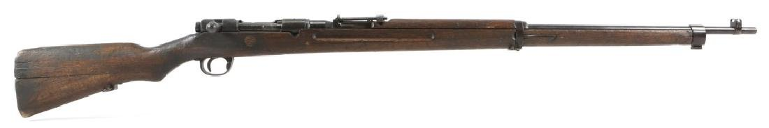 JAPANESE TYPE 38 RIFLE 6.5mm