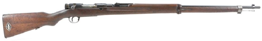 WWII JAPANESE TYPE 38 ARISAKA RIFLE