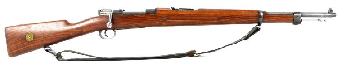 SWEDISH M38 6.5mm MAUSER RIFLE - HUSQVARNA 1941