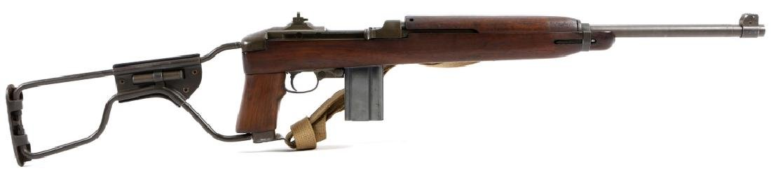 WWII US UNDERWOOD M1 PARATROOPER CARBINE