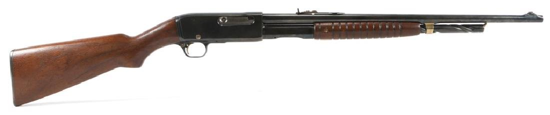 REMINGTON MODEL 14 .32 REM PUMP-ACTION RIFLE
