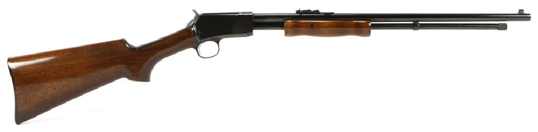 BRAZILIAN ROSSI MODEL 62 .22 CAL PUMP-ACTION RIFLE