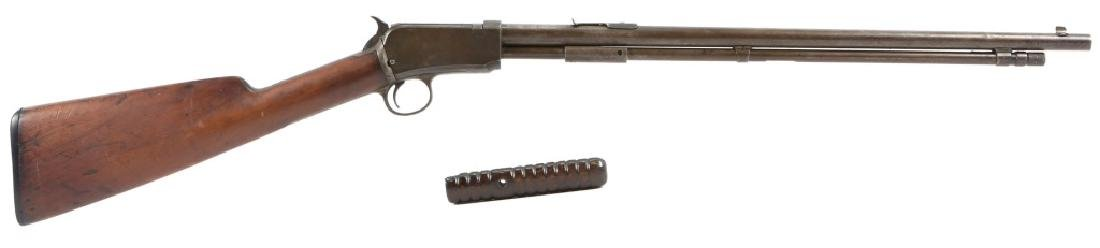 1917 WINCHESTER MODEL 1906 .22 CAL RIFLE