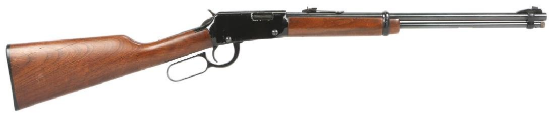 HENRY LEVER ACTION .22LR RIFLE