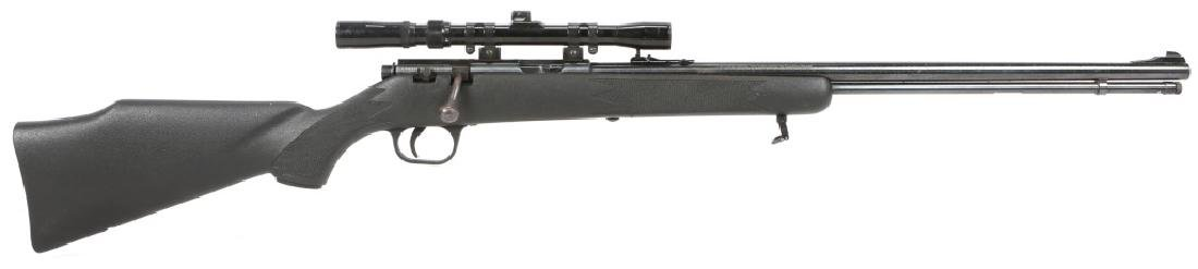 MARLIN MODEL 81TS .22LR RIFLE