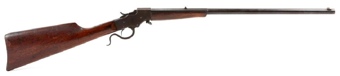 J. STEVENS MODEL 1889 22 CAL RIFLE