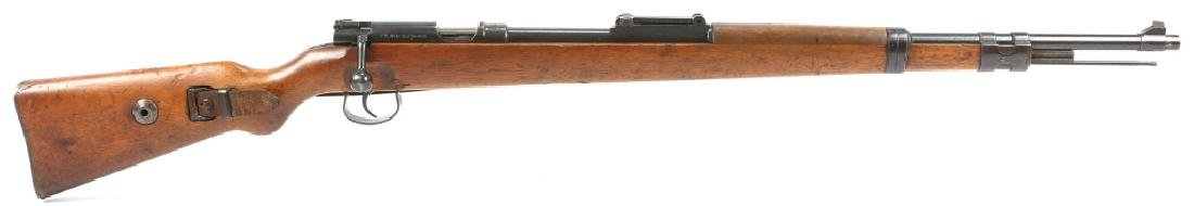 GERMAN K.K. WEHRSPORTGEWEHR .22 CAL RIFLE