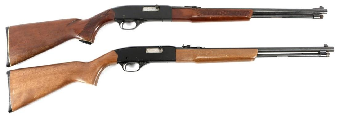 WINCHESTER MODEL 190 & 290 RIFLES 22 CAL