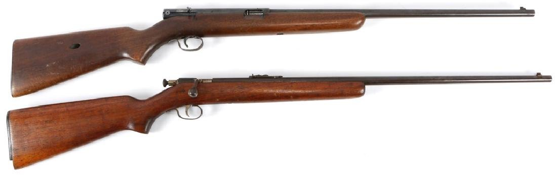 WINCHESTER MODEL 67 & 74 RIFLES 22 CAL