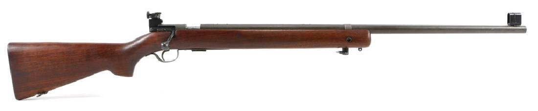 1941 WINCHESTER MODEL 75 .22 CAL RIFLE